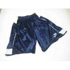 planetfootbag shorts (blue-white)